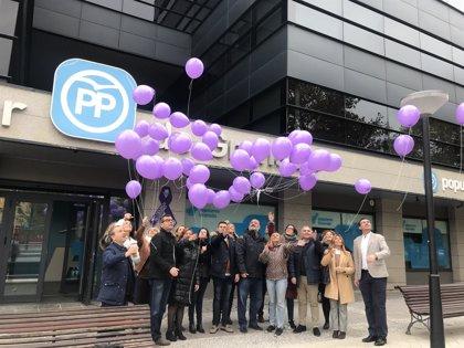 PP reclama un Pacto Andaluz contra la violencia de género