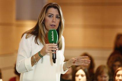 """Susana Díaz: La derecha """"asalvajada"""" del PP de Casado está """"blanqueando a la extrema derecha"""""""