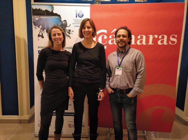 Jornada de clausura del seminario internacional sobre el agua y la ciudad.