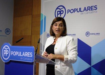 """Buruaga: PRC """"forzó"""" a Revilla a presentarse porque """"sabe"""" que """"PP va a ganar las elecciones"""""""