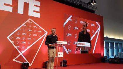 """Esparza acusa al PSN de estar """"empeñado en convertirse en el salvavidas del nacionalismo y del populismo"""""""