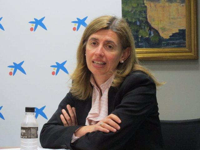 La directora del IDEPA, Eva Pando