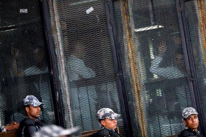 Un tribunal confirma la condena a muerte de nueve encausados por el asesinato del fiscal jefe de Egipto