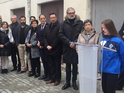 Cunillera pide en Lleida erradicar la violencia machista con dotaciones presupuestarias
