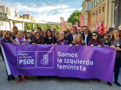 """Diego Conesa: """"Es una lástima que PP y Cs tengan el síndrome de Vox en cuanto al pacto contra la violencia de género"""""""