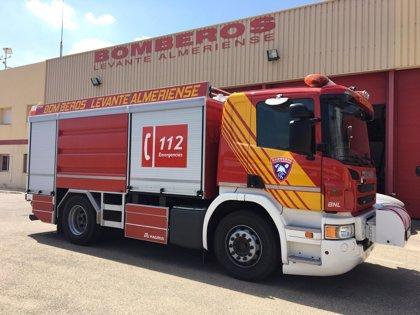 Fundación Mapfre y la Asociación Profesional de Técnicos de Bomberos formarán en Almería sobre prevención de incendios