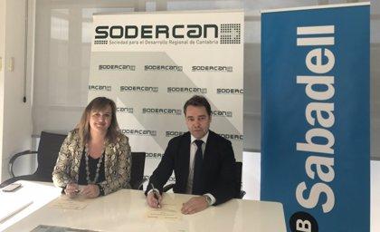 SODERCAN y Banco Sabadell fomentarán la expansión internacional de empresas