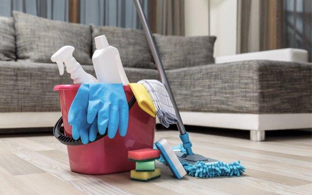 Un estudio vincula la obesidad infantil a los productos de limpieza