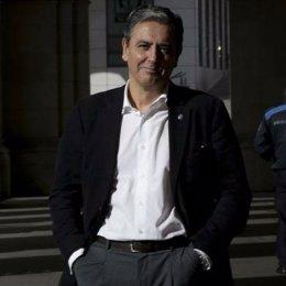José Manuel García Pérez, portavoz municipal PSdeG A Coruña