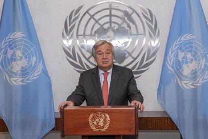 """António Guterres sigue """"muy de cerca"""" las informaciones sobre un ataque químico de los rebeldes en Alepo, Siria"""