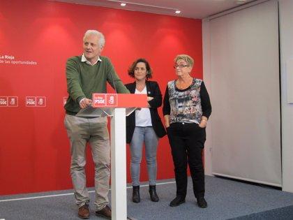 """Hermoso de Mendoza, vencedor primarias PSOE Alcaldía de Logroño: """"estaré centrado y concentrado en ganar las elecciones"""""""