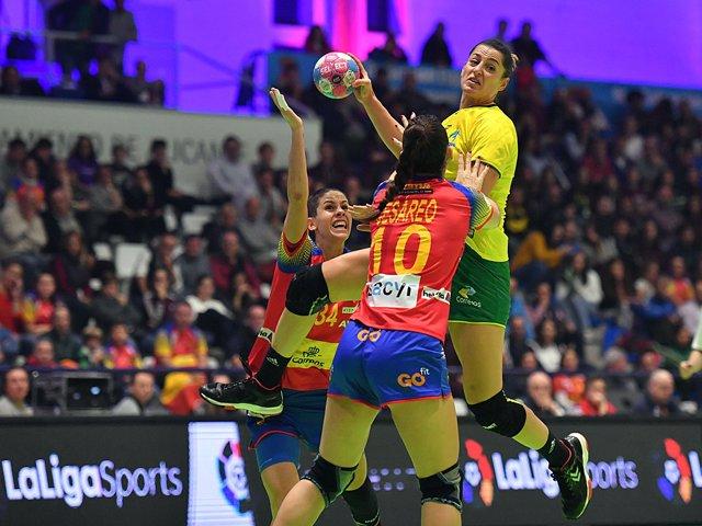 Guerreras, selección española de balonmano femenino