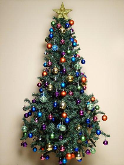 ¿Cómo llegó el árbol de Navidad a México?