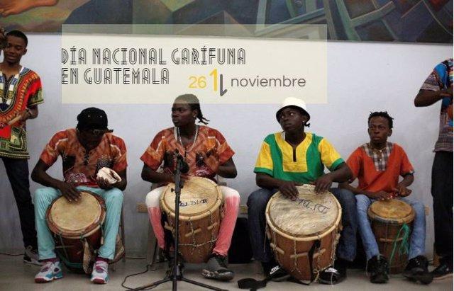 Día Nacional del Pueblo Garífuna