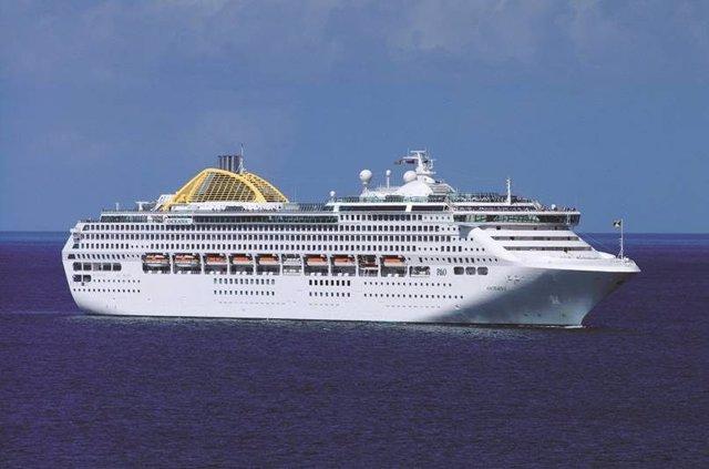 Crucero británico 'Oceana'