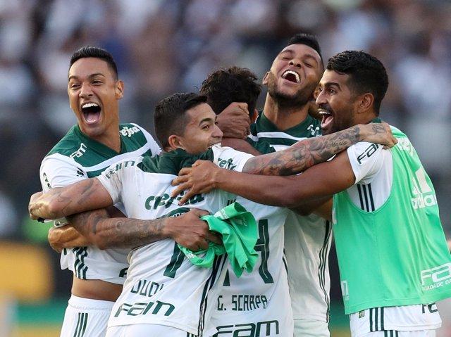 Palmeiras, campeón de Brasil