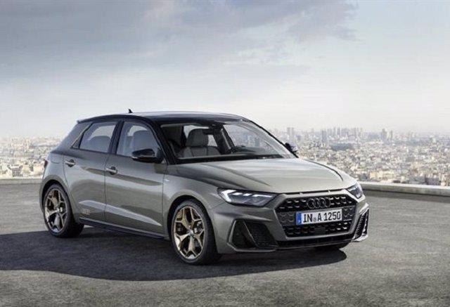 Audi A1 Sportbakc