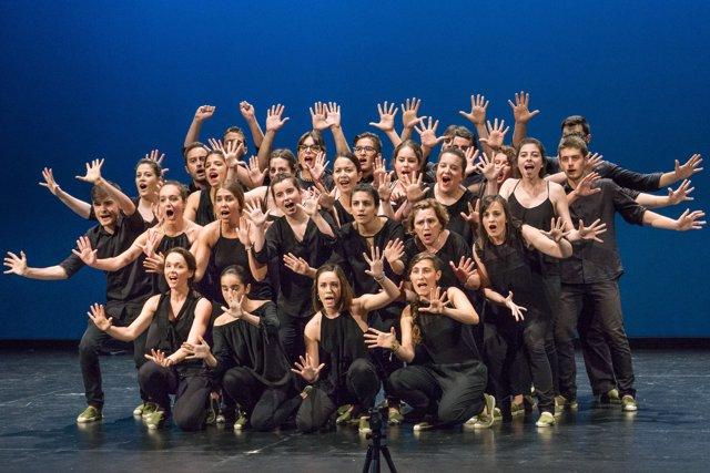 Coro Joven De Santander En El Programa De Patrimonio Cultural,26 Nov 18