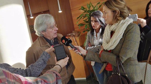 El eurodiputado de Cs, Javier Nart