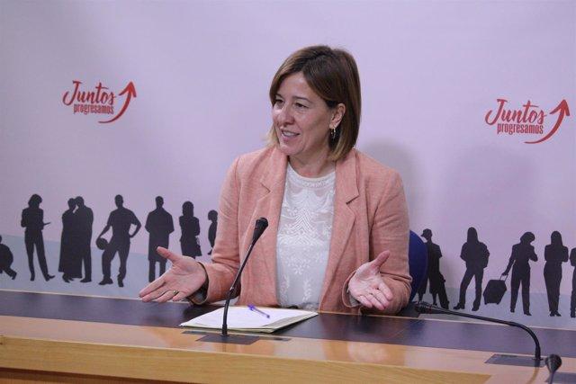 Blanca Fernández, PSOE