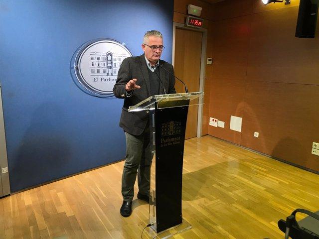 Portavoz del PI, Jaume Font