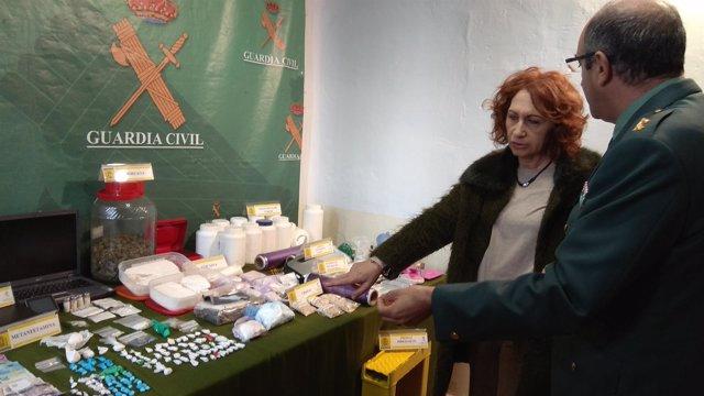 Operación 'Rosas negras', tráfico de drogas en Ciudad Real