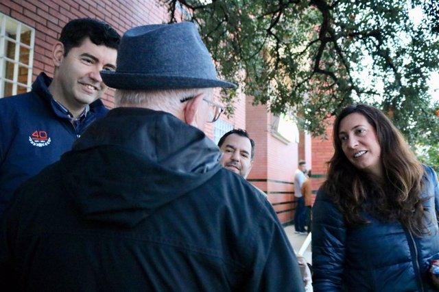 [Grupohuelva] Fwd: [Comunicación Pp Andaluz] Nota, Foto Y Audio De Loles López.