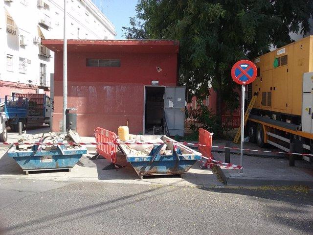Mejora de redes eléctricas en Sevilla