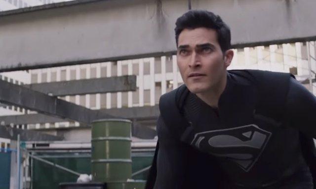 Superman Black en Elseworlds
