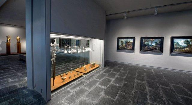 Exposición permanente del Museo de Navarra