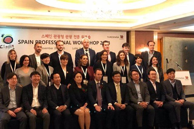 Delegación de Turespaña en Corea y Japón