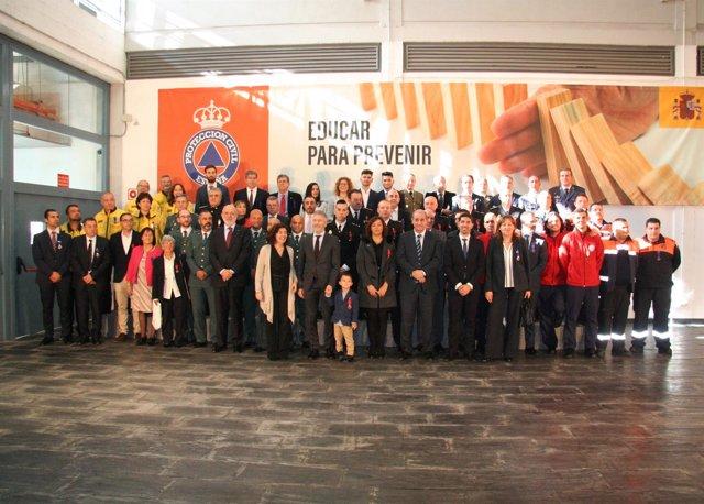 Premios Mérito de Protección Civil 2018