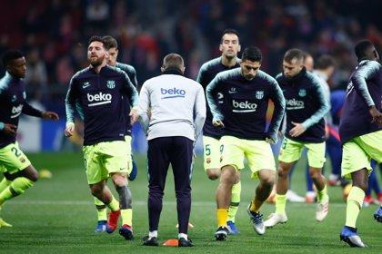 Luis Suárez y Arthur no viajan a Eindhoven y Valverde recupera a Rakitic y Coutinho