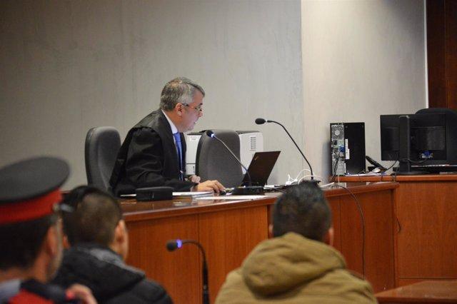 Juicio a dos acusados de agresión sexual a una chica en Vielha (Lleida)
