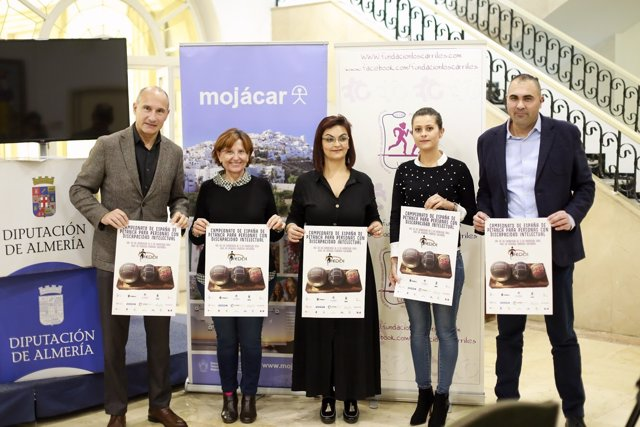 La Diputación de Almería colabora con el Campeonato de Petanca Adaptado.
