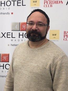 El activista LGTBI ruso Mikhail Tumasov