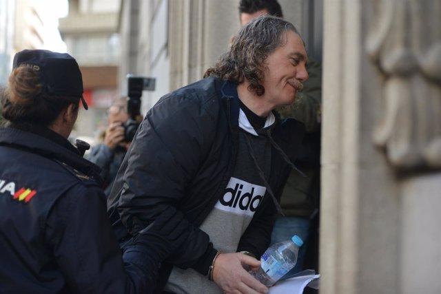 Se retoma en Pontevedra el juicio por blanqueo de capitales a Sito Miñanco