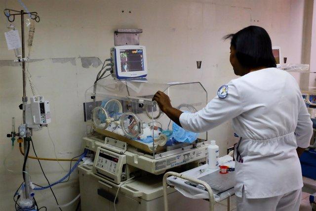 Hospital materno infantil Concepción Palacios