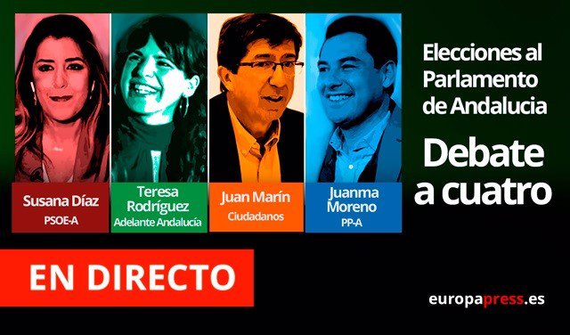 Careta del directo de Europa Press