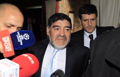 Maradona pide a la Conmebol que le dé el título de la Libertadores a Boca tras los incidentes del fin de semana