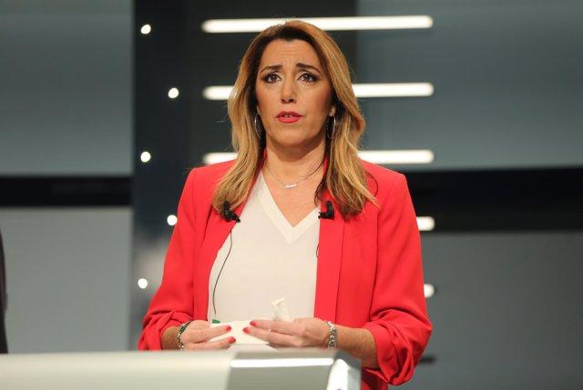 Debate electoral en TVE
