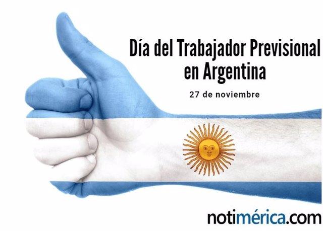 Día del Trabajador Previsional en Argentina