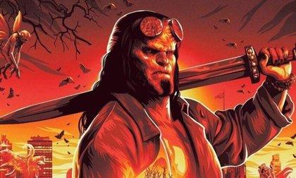 """Nueva imagen del reboot de Hellboy que será será """"más violento y sangriento"""" que el de Guillermo del Toro"""