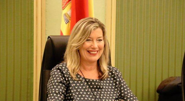 Consellera de Salud, Patricia Gómez