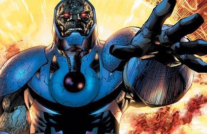 Zack Snyder publica una imagen de Darkseid en Liga de la Justicia que quedó fuera de la película