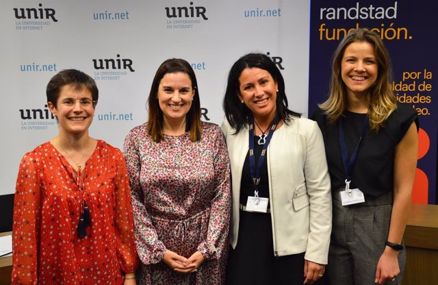Presentación curso de formación para el empleo UNIR-Randstad