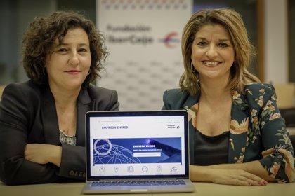 Fundación Ibercaja lanza la plataforma digital 'Empresa en red' para ayudar a empresas y profesionales