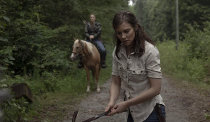 Comunicado oficial de The Walking Dead sobre el futuro de Lauren Cohan (Maggie)