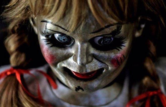 Annabelle, la muñeca diabólica de Expediente Warren