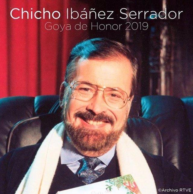 CHICHO IBÁÑEZ